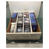 Star trek gaming cards small boxes empty