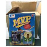 Mvp card & pin set full case