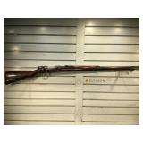 Arisaka Rifle model 38 - 6.5x50SR Cal - Koshikawa