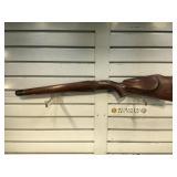 Vintage Wood Rifle Stock