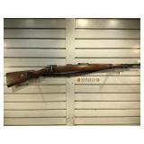 1940 Nazi German Mauser Model 98 Rifle 7.92x57mm