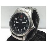 Stainless Steel Swiss Army Watch by Victorinox -