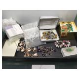 Lot of assorted costume jewelry - Monet and more