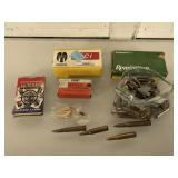 Lot of assorted ammo and more - mostly 38 and 357