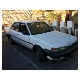 1988 Toyota Camry LE - 260k miles - Running