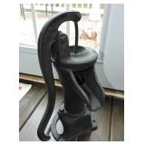 Vintage Cast Iron Water Pump Columbiana Pump Co