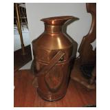 Vintage Copper Milk Can w/ Spout