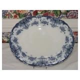 19th Century Ironstone Blue & White Transferware