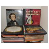 Vintage Collection of Record Albums