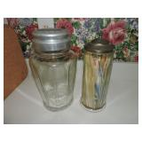 Vintage Aridor Apothecary Candy Jar Canister