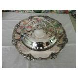 International Silver Silverplated Chafing Dish