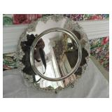 Vintage Godinger Silverplated Charger