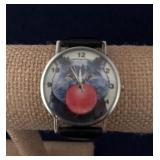 Vintage Whimsicle Cat Watch