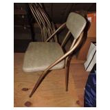 4 - Hamilton Cosco Metal Folding Chairs