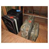 Collection of Four Travel & Luggage Bags
