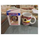 Washington Redskins Novelty Mug  & Ornament