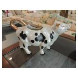 Vintage Japanese Cow Creamer