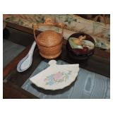 Collection of Japanese Decorative Items