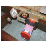 Vintage Japanese Paper Lanterns & Decorative Eggs