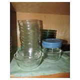 Collection of Pyrex Bowls & Ramekins