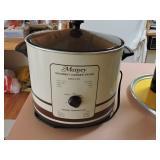 Vintage Munsey Cooker-Fryer