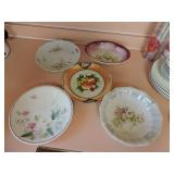 Assorted Collection of Porcelain Bowls/Plates