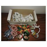 Assorted Napkin Ring Sets