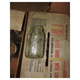 Vintage Mason & Ball Jars - Four Boxes
