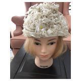 Vintage Ladies Marche Cloche Hat