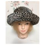 Vintage Betmar of New York Breton Style Hat