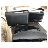 Vintage Collection of Three Leather Hand Bags