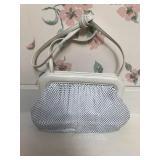 La Regale Crystal Mesh Hand Bag