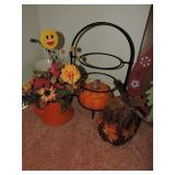 Collection of Fall Decorations