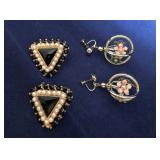 Vintage Collection of Earrings