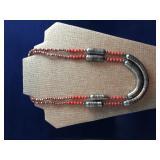 Vintage Artisan Southwestern Necklace