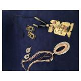 Vintage Corded Necklaces