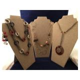 Collection of Vintage Necklaces