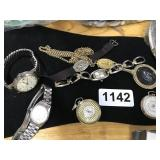 LOT OF VINTAGE WATCHES