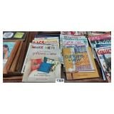 LARGE LOT OF SEWING MAGAZINES