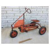 Pedal Tractor, Vintage