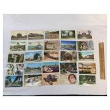 Lot of 50+ Postcards, Vintage or Antique