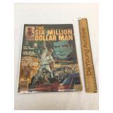 The Six million Dollar Man Magazine, Vintage