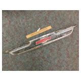 Chevy or Chevrolet Trim Piece, Vintage