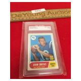 2000 Topps Johnny Unitas Trading Card