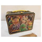 Metal Lunch Box, Muppets, Vintage