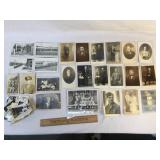 Lot of 52 Photos or Photographs, Including Militar