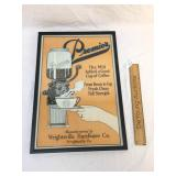 Premier Coffee Mill Advertising, Vintage or Antiqu