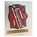 Narragansett Lager or Beer, Metal Sign
