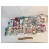Lot of 20 Baby Bottle Related Items