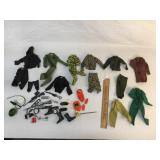 Lot of 30+ GI Joe Action Figure Items, Vintage